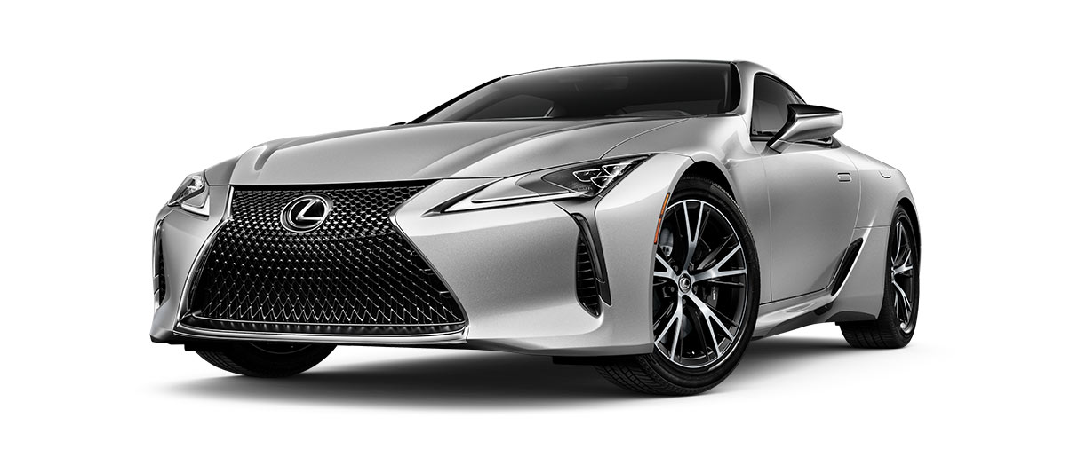 LC 500h Sonic Silver