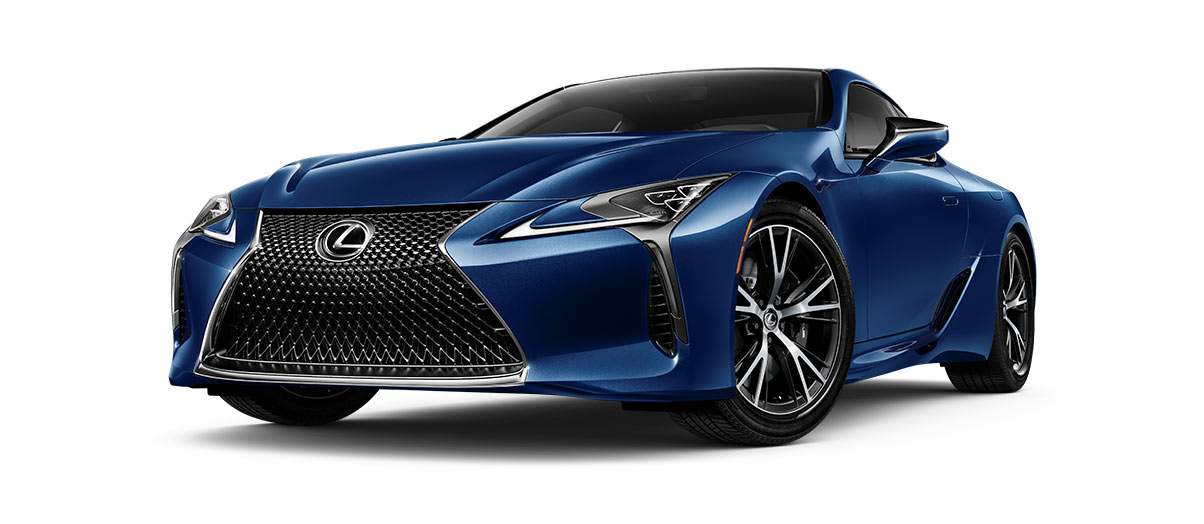 LC 500h Deep Blue Mc