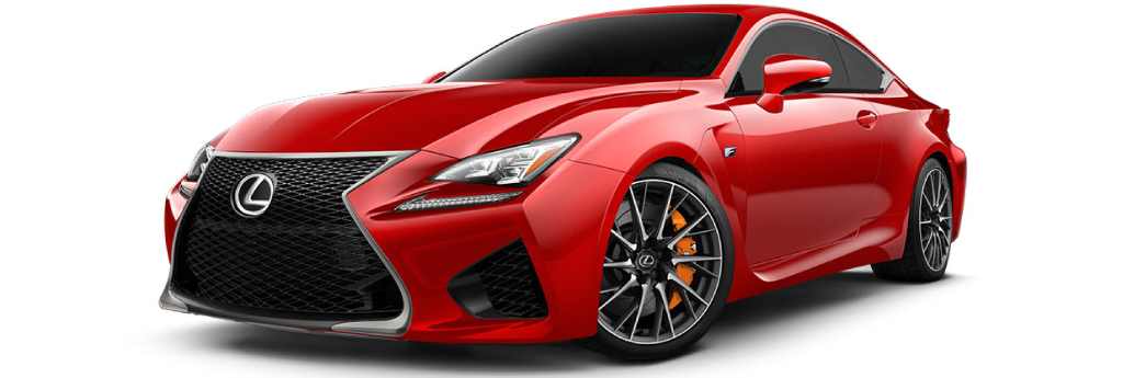 RC F Radiant Red CL